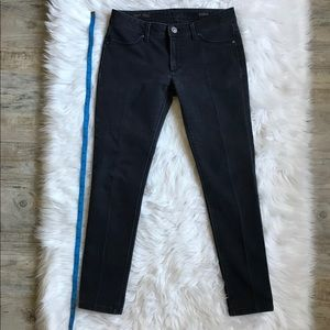 DL1961 Emma Leggings Black Jeans Size 29 Stretchy
